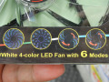 LED×48個搭載イルミネーション機能付きのPWM対応120mmファンがENERMAXから!