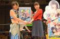 女子プロレスアニメ「世界でいちばん強くなりたい!」、現役レスラーが本人役で出演! イメージレスラーは岩谷麻優に