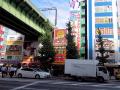 「秋葉原ラジオストアー」、2013年11月30日で閉館! JR秋葉原駅前の高架下にある電子部品街の一画