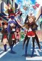 オリジナルアニメ「ロボットガールズZ」、追加キャラ「ゲッターロボ(ゲッちゃん)」「鋼鉄ジーグ(ジーグさん)」を発表!