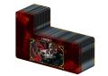 「バイオハザード」シリーズのデッキ構築型カードゲームが登場! 65種250枚のカードで世界観を再現