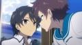 オリジナルアニメ「凪のあすから」、第2話の場面写真/あらすじを公開! 学校で紡とまなかが話している姿を見つけた光は…