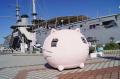 「たまゆら」、ももねこ様が横須賀でゆるキャラGPの選挙活動を実施! 記念艦・三笠ではトークイベントも