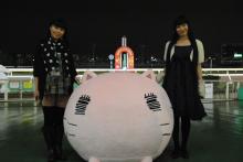 たまゆら×東京シティ競馬、「ももねこ様記念」開催! ゆるキャラGP選挙公約:1位獲得で「新作アニメーションを必ず制作します」