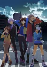 オリジナルTVアニメ「ハマトラ」、2014年スタート! マンガ連載との同時進行やゲーム化が決定している大型プロジェクト
