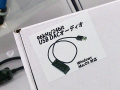 96kHz/24bit DAC機能搭載のUSBオーディオアダプター&アンプが上海問屋から!
