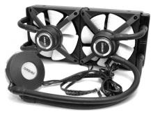 ファン側にポンプを搭載したユニークな簡易水冷が登場! Antec「Kuhler H2O 1250」発売