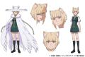 TVアニメ「ウィッチクラフトワークス」、2014年1月スタート!水島努(監督・シリーズ構成)などスタッフやキャストも発表