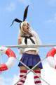艦これ、「島風」のコスプレ衣装セットがコスパから! モデル着用イメージ写真も公開