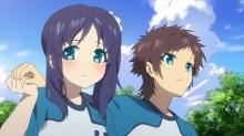 オリジナルアニメ「凪のあすから」、第5話の場面写真/あらすじを公開! ちさき、紡に本心を語るがその視線の先には…