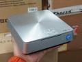 HTPC向けの小型ベアボーンがASUSから! 「VivoPC(VM40B)」近日発売