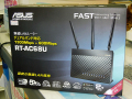 IEEE802.11ac対応無線LANルーター「RT-AC68U」がASUSから!