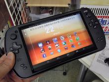 クアッドコアCPU搭載のAndroidゲーム端末「S7800」が金星JXDから!