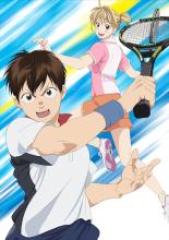 テニスマンガ「ベイビーステップ」、TVアニメ化が決定! NHK Eテレで2014春から全25話を放送