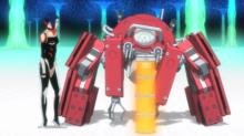 攻殻機動隊ARISE、Web限定ムービー「EPISODE:[.jp]」を公開! JPRSとのコラボコンテンツ「ロジコマAI学習」も