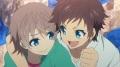 オリジナルアニメ「凪のあすから」、第8話の場面写真/あらすじを公開! プレゼントを買うために街へ向かう光るたちだったが…