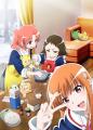 TVアニメ「未確認で進行形」、追加キャラ/キャストを発表! 愛美、佐倉綾音、藤田咲、角元明日香