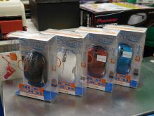 新型サイレントスイッチ採用の静音仕様のワイヤレスマウスがUNIQから! 「M355G」「M314G」発売