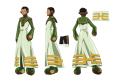 偉人vs怪獣バトルアクション「ノブナガン」、追加キャラ/キャスト公開! 色付きや背景を含む大量の設定画も