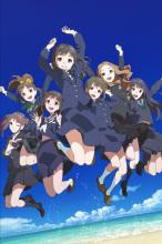 オリジナルアニメ「Wake Up, Girls!」、劇場版の特報と主題歌が解禁に! ヤマカンが描く新たなアイドルアニメ