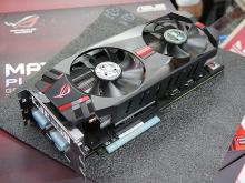 ASUSのROGシリーズからOC仕様のR9 280X搭載カード「MATRIX R9 280X」が発売に! 3スロット占有型の大型VGAクーラー採用