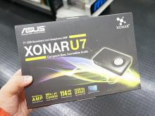 実売約1万円の7.1chサラウンド対応のASUS製USBオーディオ「Xonar U7」が発売に! 192kHz/24bit対応