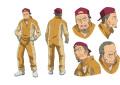 オリジナルTVアニメ「バディ・コンプレックス」、追加キャラ/キャストを公開! 自由条約連合軍と大ゾギリア共和国