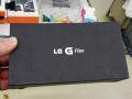 曲面ディスプレイ搭載のLG製スマホ「G Flex」が販売中!