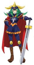 TVアニメ「ロボットガールズZ」、宿敵・暗黒大将軍は田村ゆかりが担当! 「けだるく余裕のある感じで演じました」