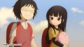 ハートフルホラーコメディ「プピポー!」、第6話の場面写真を公開! 幽霊と対峙している同級生を目撃した若葉は…