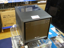 水冷構成にも対応した小型なキューブケース! CORSAIR「Obsidian 250D」発売