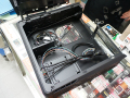 ゲームPCも構築できるMini-ITX対応スリム型PCケース! SilverStone「RVZ01」登場