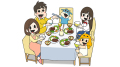 「おにくだいすき!ゼウシくん」、花澤香菜が肉愛を歌った主題歌を3月26日にCD化! 内田真礼とのデュエットソングも収録