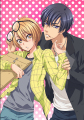 TVアニメ「LOVE STAGE!!」、スタッフとキービジュアルを公開! イケメン俳優×オタク大学生のBL作品