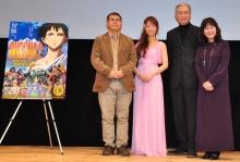 いよいよ2月8日より上映開始!「BUDDHA2 手塚治虫のブッダ-終わりなき旅-」試写会レポート
