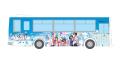 「劇場版あの花」、秩父市内巡礼ラッピングバスの運行が決定! 飲食店ではコラボ街バルを開催