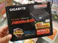 約1万円のCeleron J1800搭載Mini-ITXマザーがGIGABYTEから! 「GA-J1800N-D2H」発売