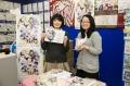 春アニメ「ご注文はうさぎですか?」、2月14日にバレンタインチョコ無料配布を実施! 大雪の都内でも盛況