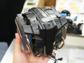 ベイパーチャンバー採用の大型CPUクーラー! COOLERMASTER「V8 GTS」発売