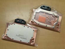 GeForce GTX 780 Ti搭載カード用の水冷ブロックがaqua computerから発売に!