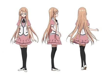 英純恋子 CV:荒川美穂 自分専用の机と椅子を用意し、校長までも「様」付けする英コンツェルンの令嬢。凛とした出で立ち。