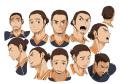 高校バレーアニメ「ハイキュー!!」、県No.1セッター・及川徹(CV:浪川大輔)などのキャラ設定画を公開!