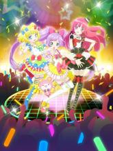 「プリティーリズム」シリーズを継承した新作TVアニメ「プリパラ」、7月5日スタート! 声優ユニット「i☆Ris」全員が出演