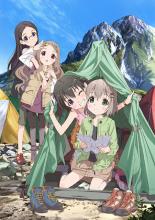 女子登山アニメ「ヤマノススメ」、4月から第1期シリーズを再放送! 2014夏の第2期スタートに向けて