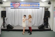 OVA「絶滅危愚少女 Amazing Twins」第1巻発売記念イベントレポート! 特番の放送とマジックチャレンジの配信再開も決定