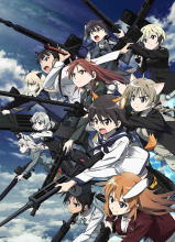 ストライクウィッチーズ、新作OVA「Operation Victory Arrow」は3部作に! 第1弾を秋に劇場上映