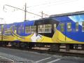 「銀河鉄道999」、西武鉄道でのラッピングトレイン中吊りジャックがスタート! TVシリーズのBD-BOX発売記念で