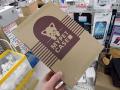 ハンドパペット付きiPad miniケースが上海問屋から!