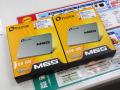 プレクスター「M6」シリーズが4月5日に発売! 2.5インチ「M6S」とmSATA「M6M」の計5モデル登場