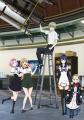 TVアニメ「極黒のブリュンヒルデ」、BD/DVDはBOX形式でリリース! 全2巻